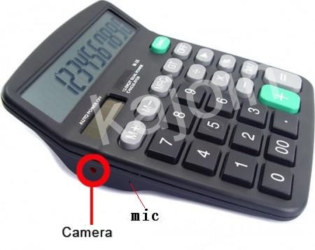 kajoin  Calculator Camera Hidden Camera DVR