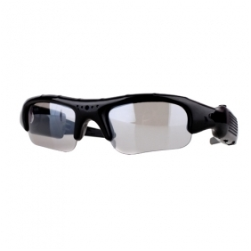 Wholesale kajoin 1280*960 High Resolution sunglasses DVR supporting TF/Micro SD Card